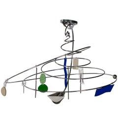 Pendant Chandelier Designed by Toni Cordero Montezemolo for the Artemide Co.