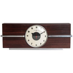 Minty Original Gilbert Rohde Herman Miller Machine Age Clock, No. 6366