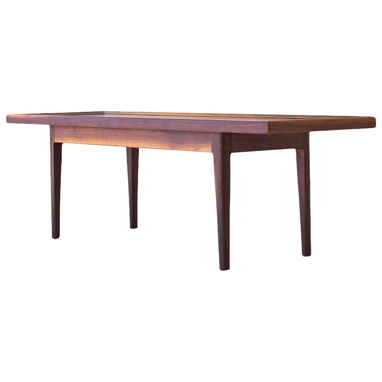 Kipp Stewart Coffee Table For Drexel At 1stdibs
