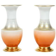 Pair of Small Vases by Rosenthal