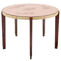 Game Table by Fontana from 1941