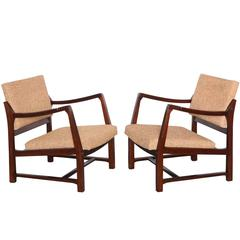 Edward Wormley for Dunbar Lounge Chairs