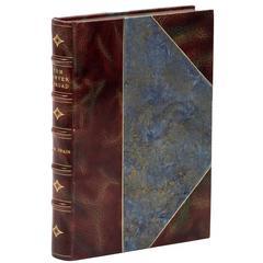 Tom Sawyer Abroad by Huck Finn, Edited by Mark Twain, First Edition, Circa 1894