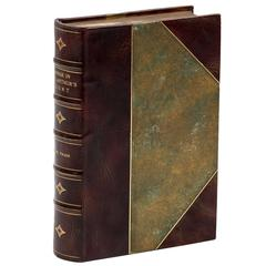 A Yankee in the Court of King Arthur by Mark Twain, 1st British, Circa 1889