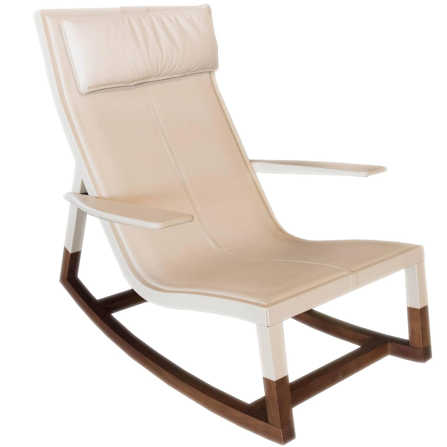chair modern rocking on white shutterstock isolated stock photo image background