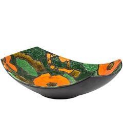 Italian Ceramic Bowl by Raymor