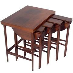 Bertha Schaefer Nesting Tables