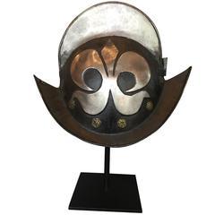 17th Century German Comb Morion Helmet
