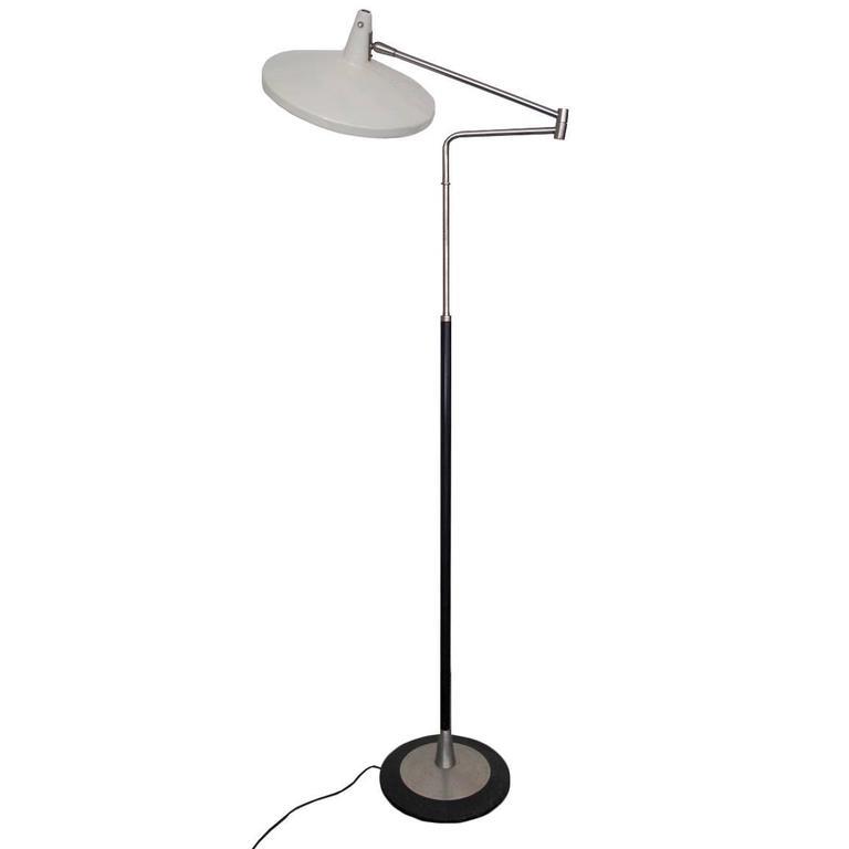 Floor lamp, design Stilnovo 1950