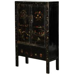 Original Decorated Cabinet from Shanxi, 1800-1830
