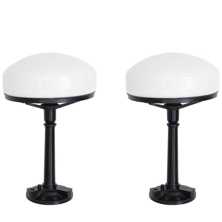 Fog & Mørup Pair of Table Lamp