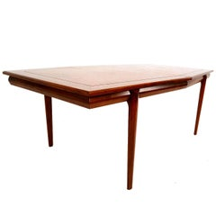 Mid Century Modern Monteverdi and Young Dining Table