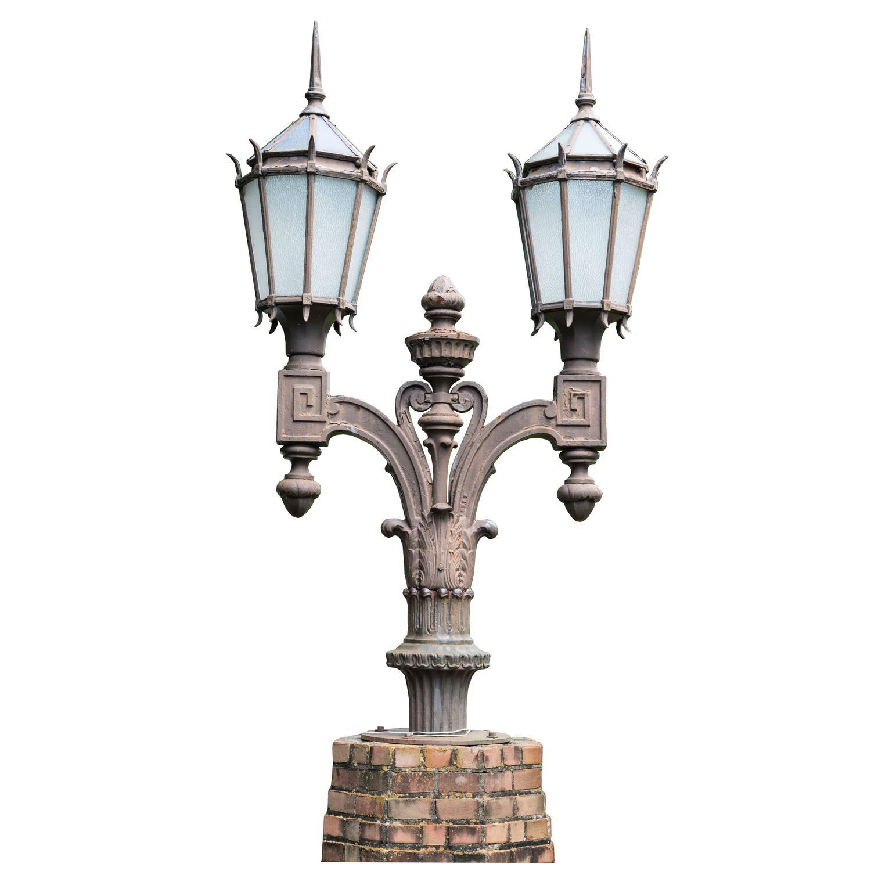 original hollywood boulevard bronze street lamps for sale at 1stdibs. Black Bedroom Furniture Sets. Home Design Ideas