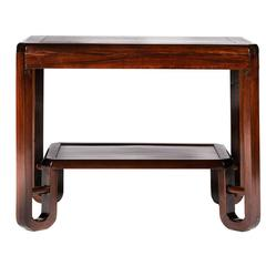 Deco Rosewood Side Table