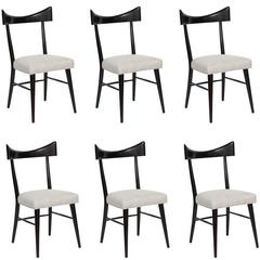 Paul McCobb Planner Group Six Dining Chairs