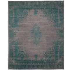 Ferrara Special Border from Erased Classic Carpet Collection by Jan Kath