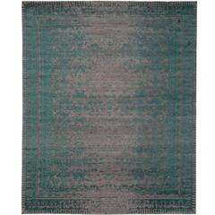 Ferrara Stomped Reverse from Erased Classic Carpet Collection by Jan Kath