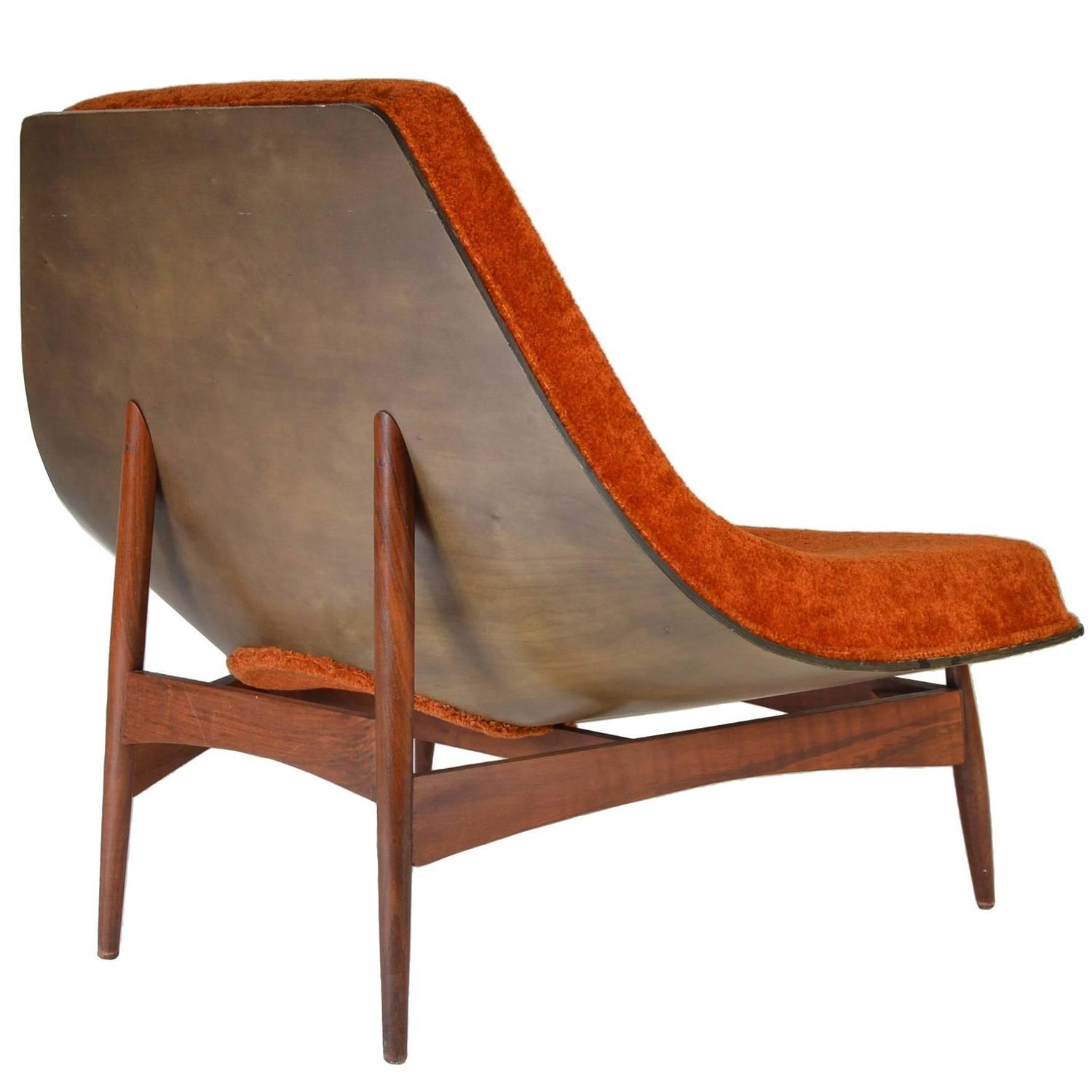 First edition a j donahue winnipeg chair or the canadian coconut chair at 1stdibs