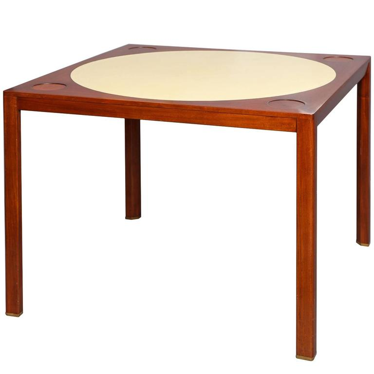 Edward Wormley Game Table