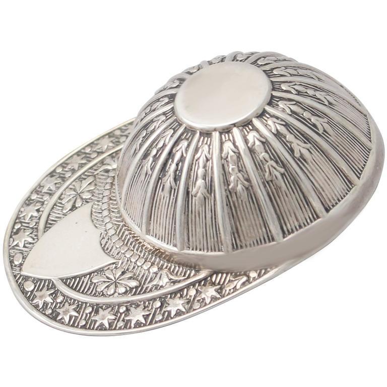Sterling Silver Caddy Spoon – Vintage Elizabeth II