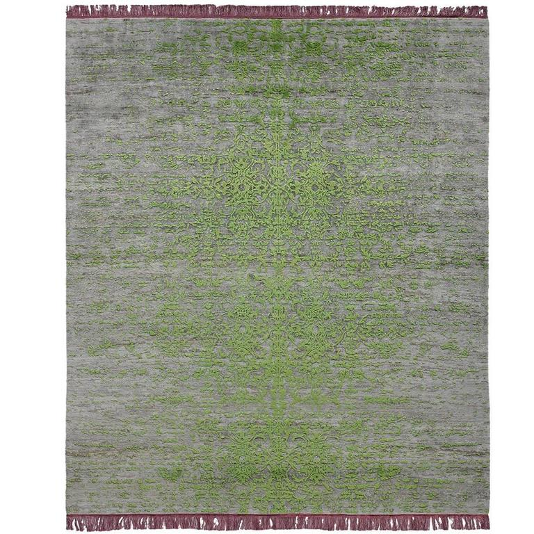Milano Radi Stomped Deluxe from Radi Deluxe Carpet Collection by Jan Kath For Sale