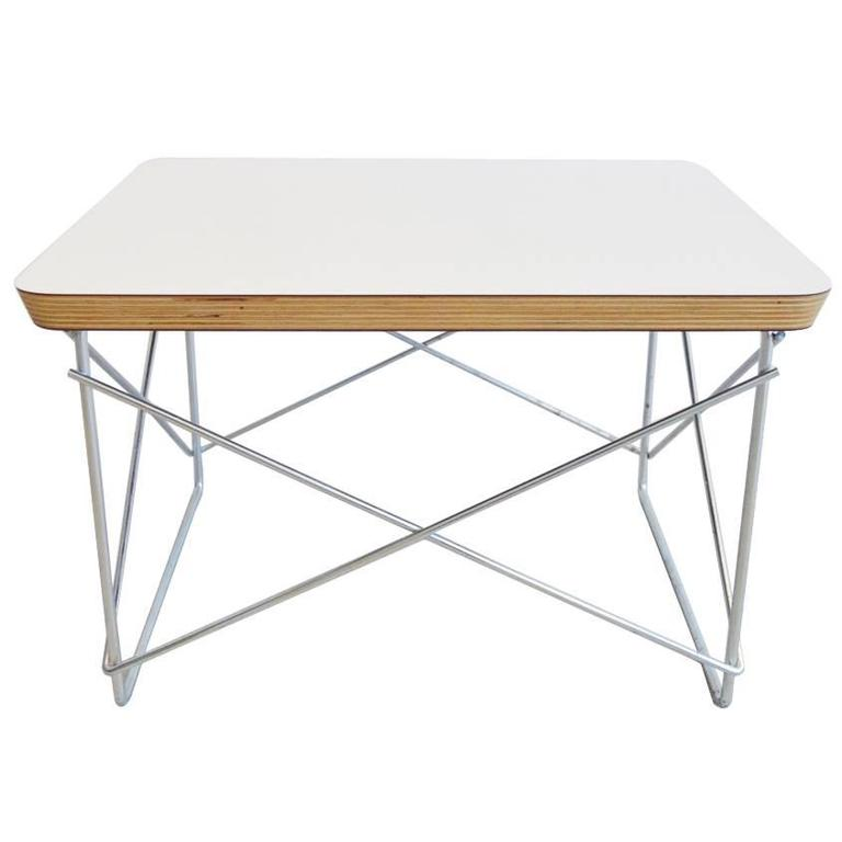 Eames LTR Side Table For Herman Miller 1