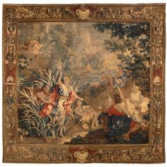 Flemish Mythological Tapestry, circa 1700