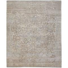 Bidjar Muted 2 Beige from Bidjar Carpet Collection by Jan Kath
