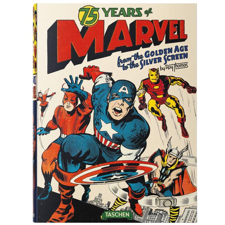 75 Years of Marvel Comics, from the Golden Age to the Silver Screen For Sale