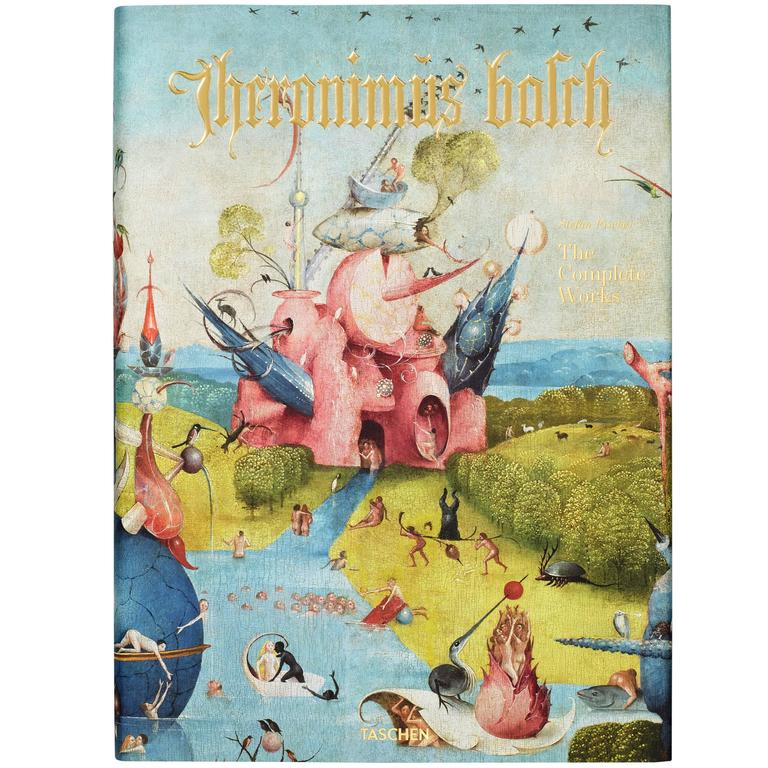Hieronymus Bosch, Complete Works For Sale