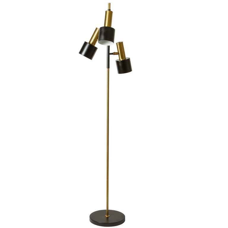 Jo Hammerborg Floor Lamp For Sale
