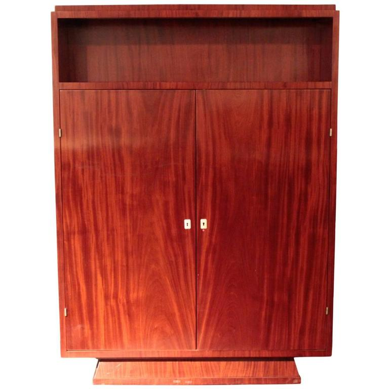 French Art Deco Period Cabinet