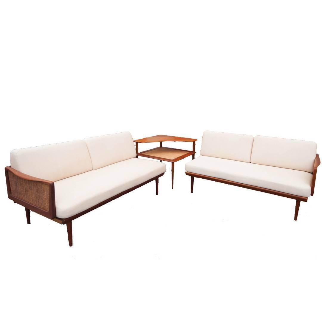 Sofa Corner Table Online: Peter Hvidt And Orla Mølgaard-Nielsen Sectional Sofa With