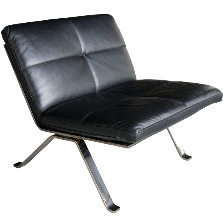 Poltrona Frau Brooklyn Lounge Chair