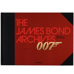 James Bond Archives Book
