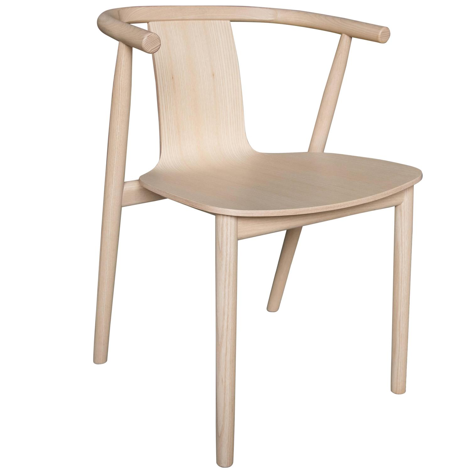 Bac chair by jasper morrison for cappellini for sale at for Plywood chair morrison