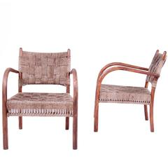 Frits Schlegel Lounge Chairs