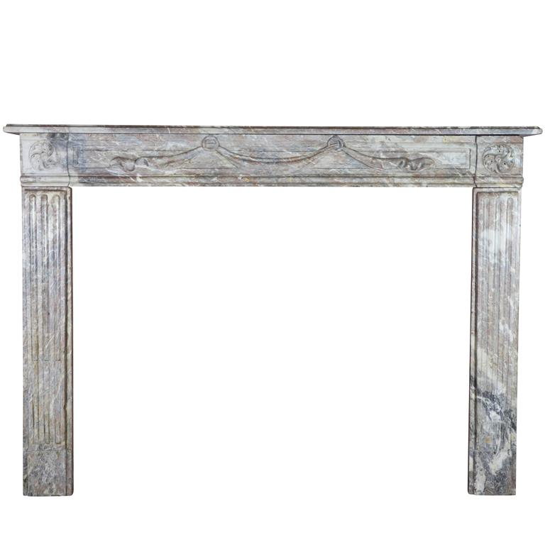 18th century marble antique fireplace mantel at 1stdibs