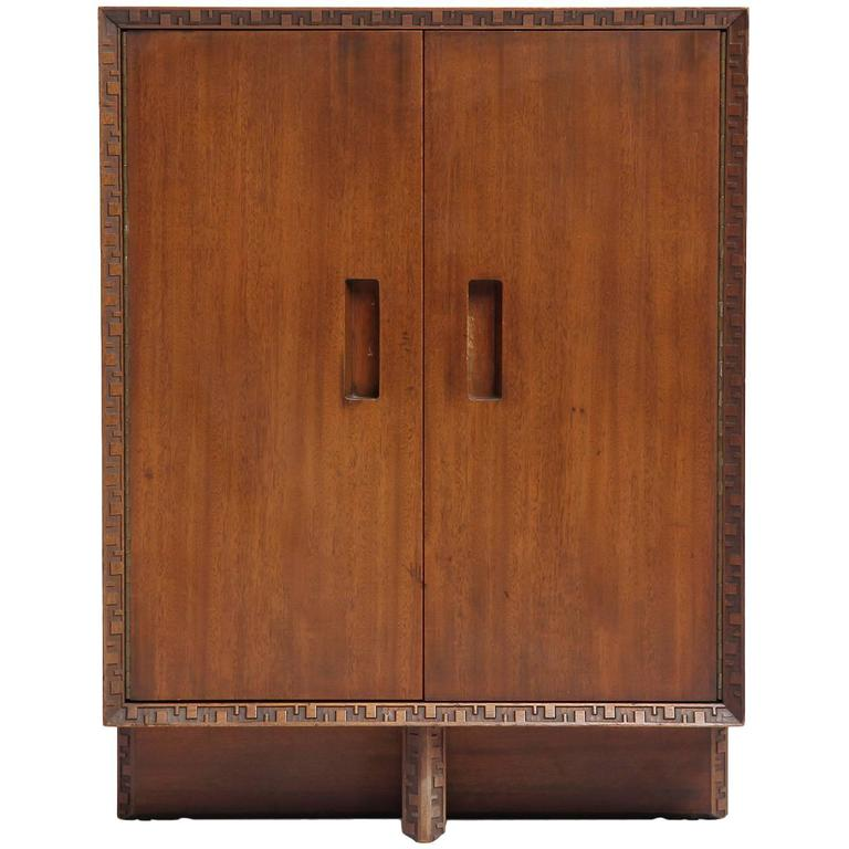Taliesin Cabinet by Frank Lloyd Wright