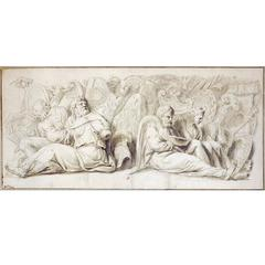 Prisoners and Trophies after a Frieze by Polidoro