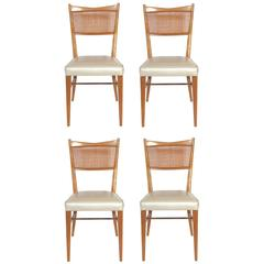 Set of Four Dining Chairs by Paul McCobb