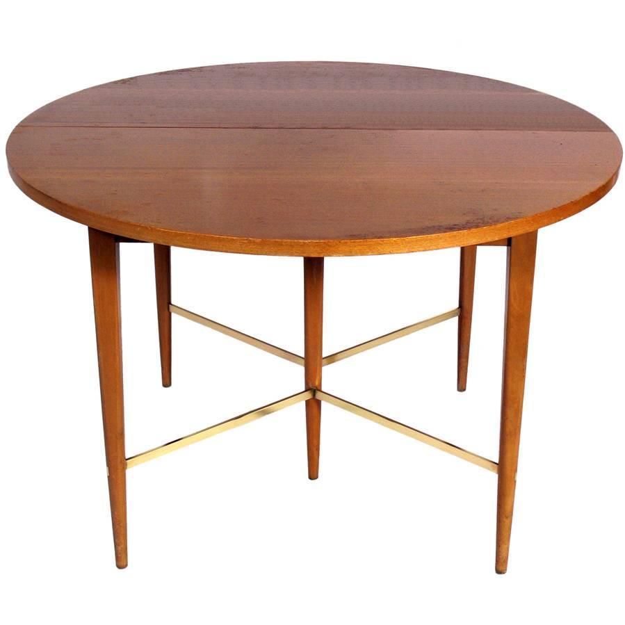 Paul mccobb modern dining table seats 4 12 guests at 1stdibs for Dining room table for 4
