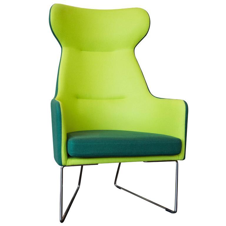 Petersen Bernt 1201 Easy Chair for GETAMA 1