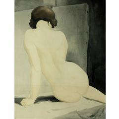 Vladimir Rozmainsky, Art Deco Nude