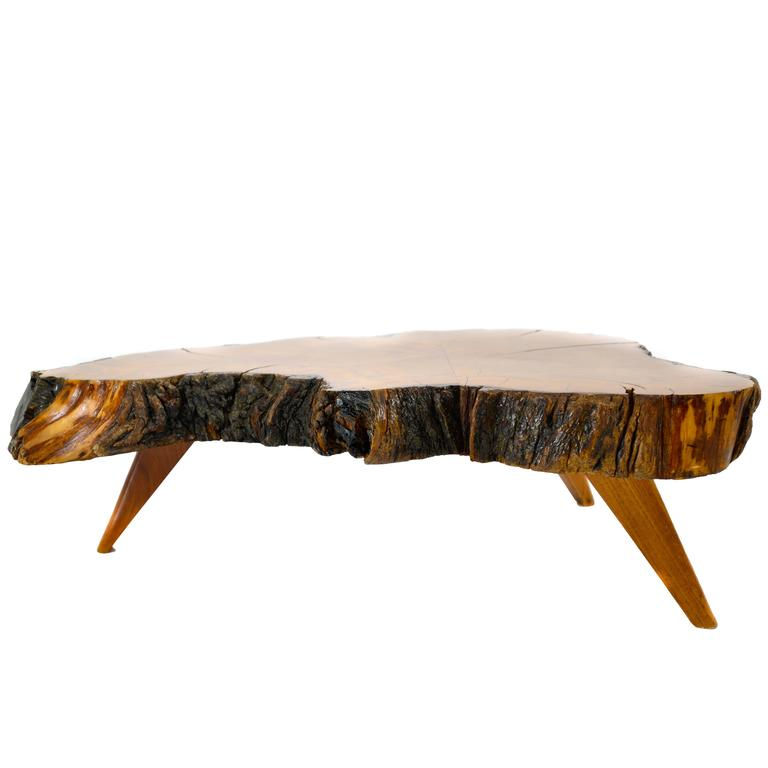 Organic Mexican Coffee Table At 1stdibs