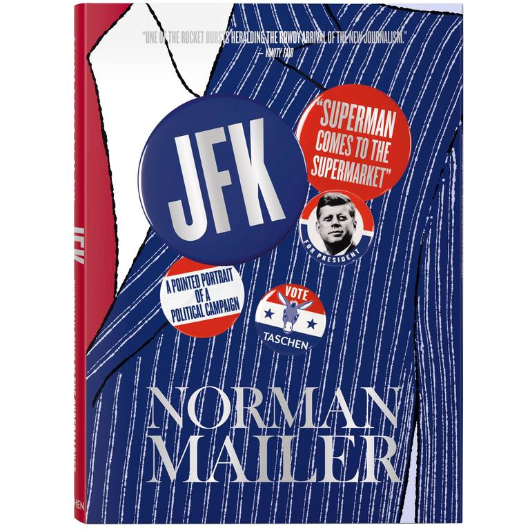 Norman Mailer, JFK, Superman Comes to the Supermarket For Sale