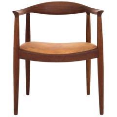 'The Chair' in Teak