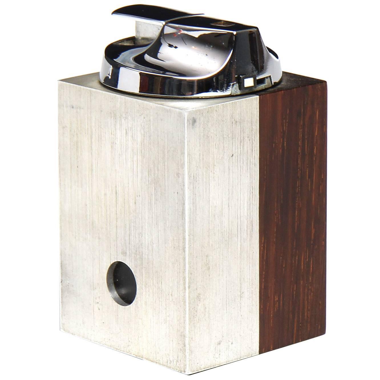 Modernist Table Lighter by Ronson