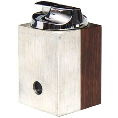 Modernist Table Lighter by Ronson