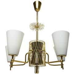 Superb Paavo Tynell Chandelier